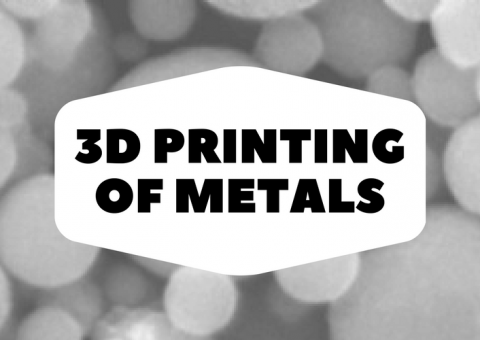 3d printing of metals - stampa 3D metalli