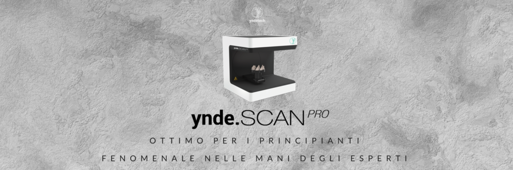 scanner- 3D- dentale