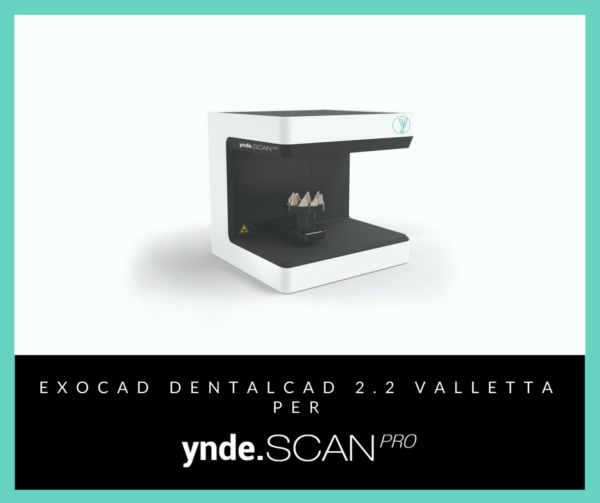 scanner3D- odontoiatria digitale- exocad