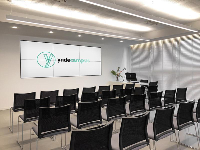Partnership Yndecampus Yndetech 2019