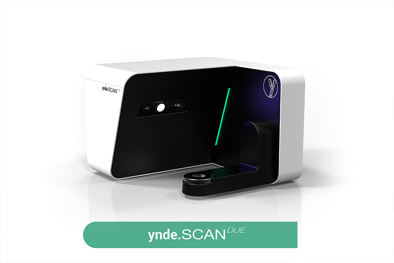 ynde.SCAN DUE - Yndetech 2019 Scanner 3D