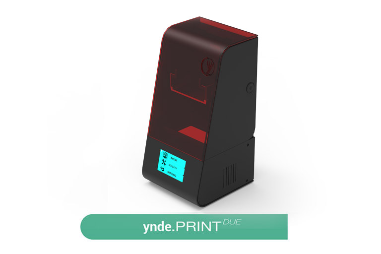 Colloquium Dental 2019 - Ynde.print due stampante 3D dentale