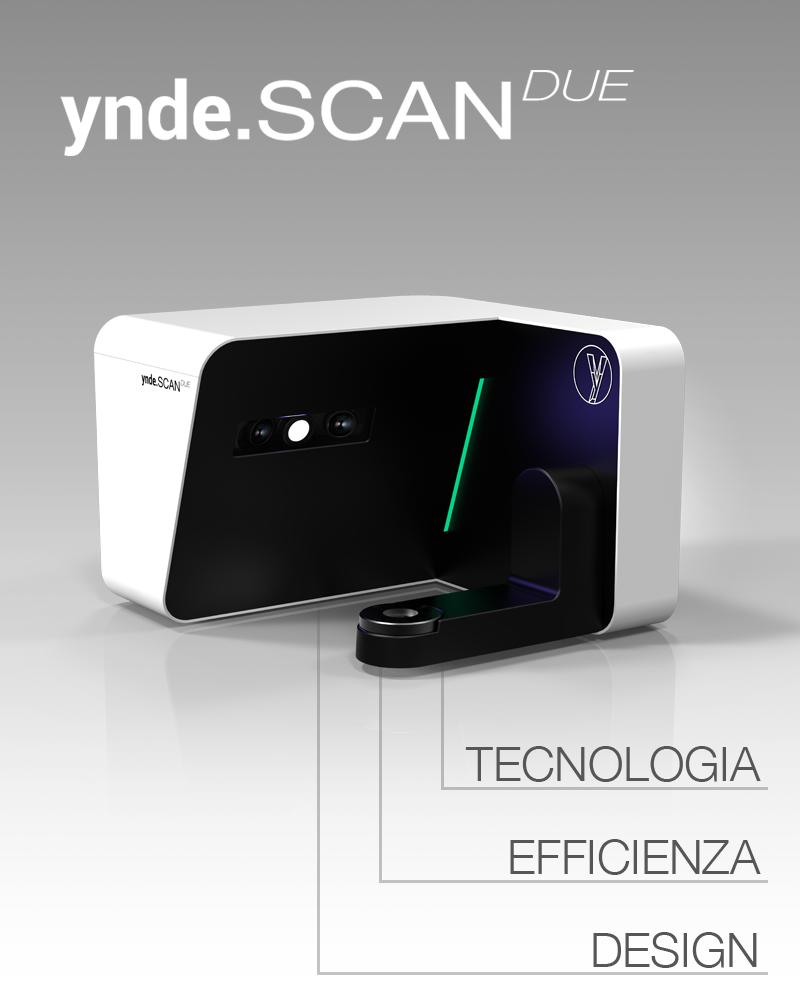 aiop 2019 ynde scan due scanner 3d yndetech